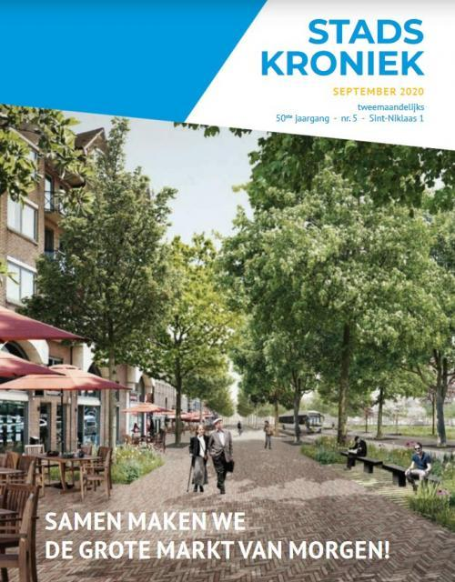 Stadskroniek cover september 2020